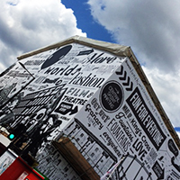 Building Wrap in London