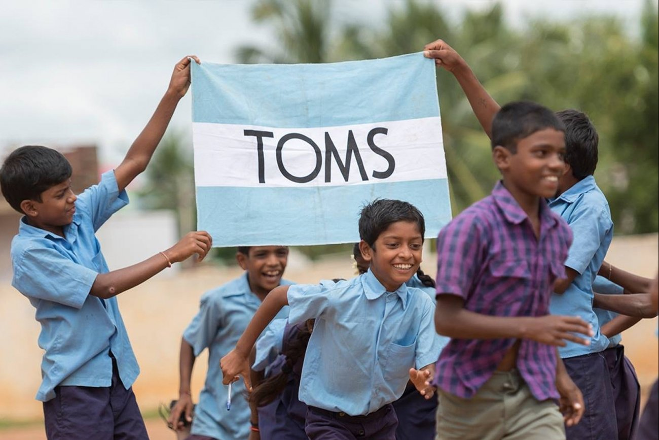 TOMS: The One for One Company®