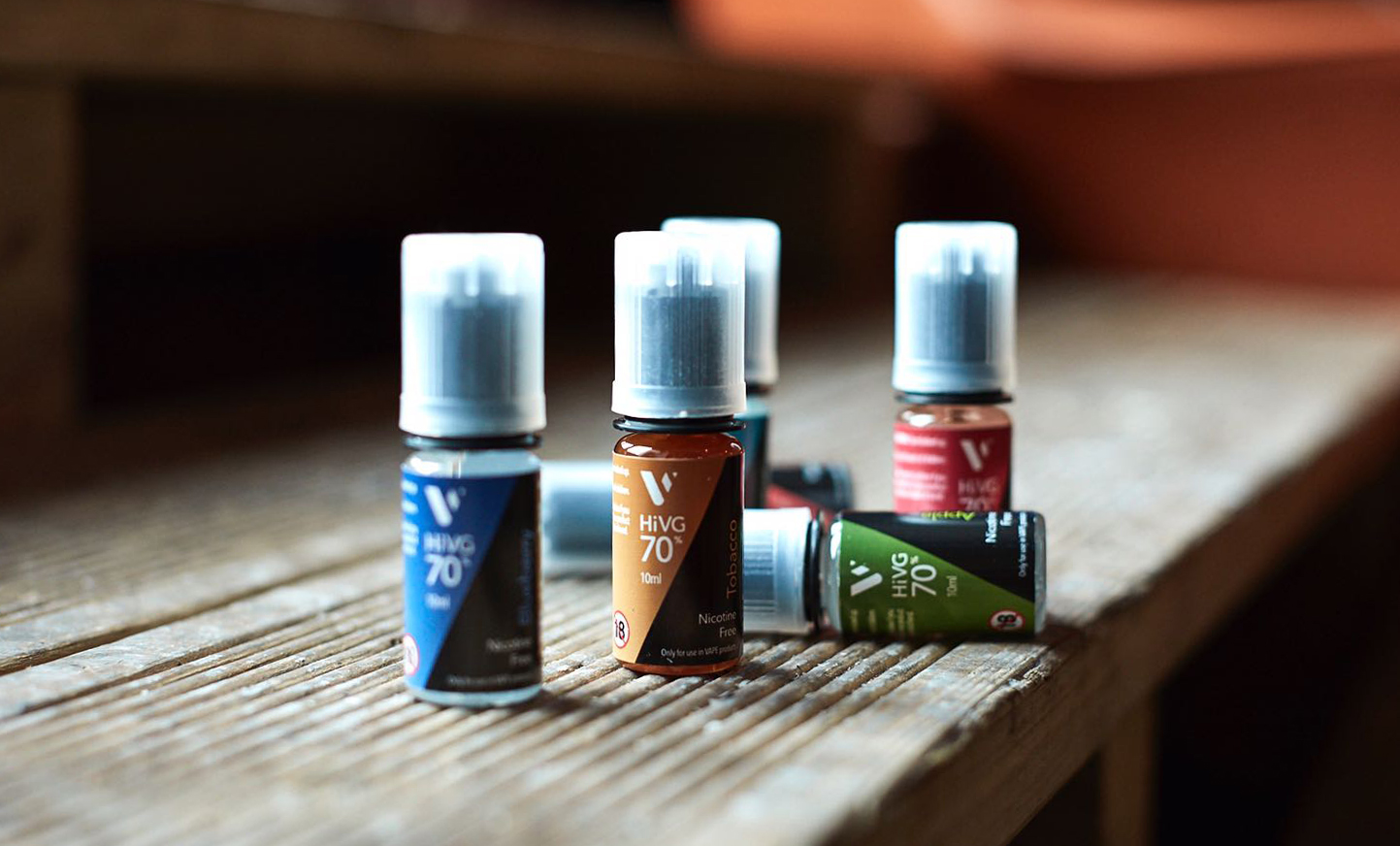 brand packaging - e-liquids