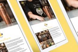 Lixir Tonic Website