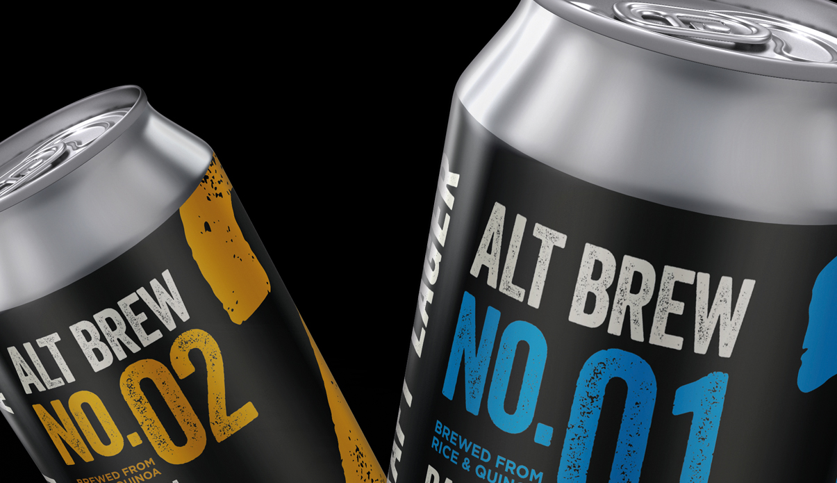 Beer Packaging Design